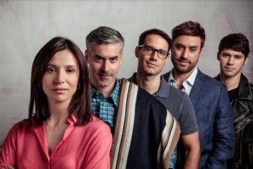 televíziós szereplők randevú